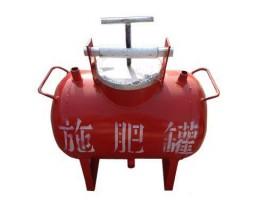 钢制施肥罐