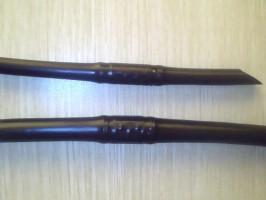 圆柱式滴灌管